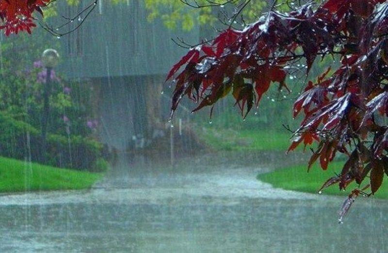 ثبت ۱۸.۴ میلیمتر باران در بهاباد