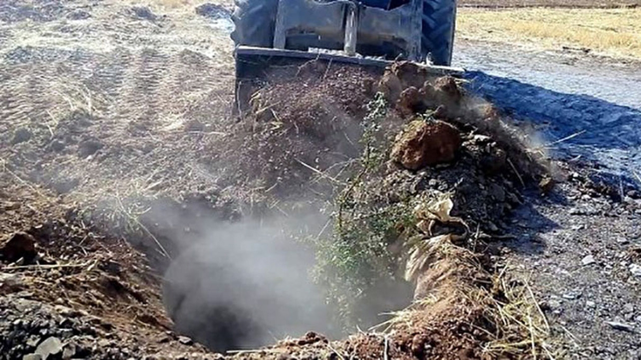 پلمب چاههای غیر مجاز در ریگان