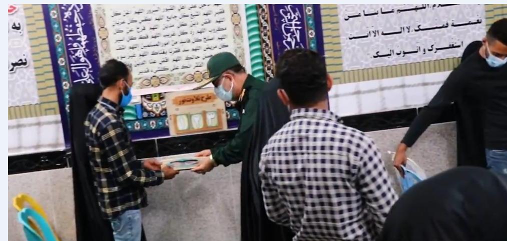 جهیزیه، هدیه جهادگران به ۲۵ نوعروس شادگانی