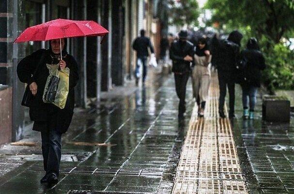 افزایش موقتی دما در گلستان؛ سامانه بارشی جدید چهارشنبه وارد میشود