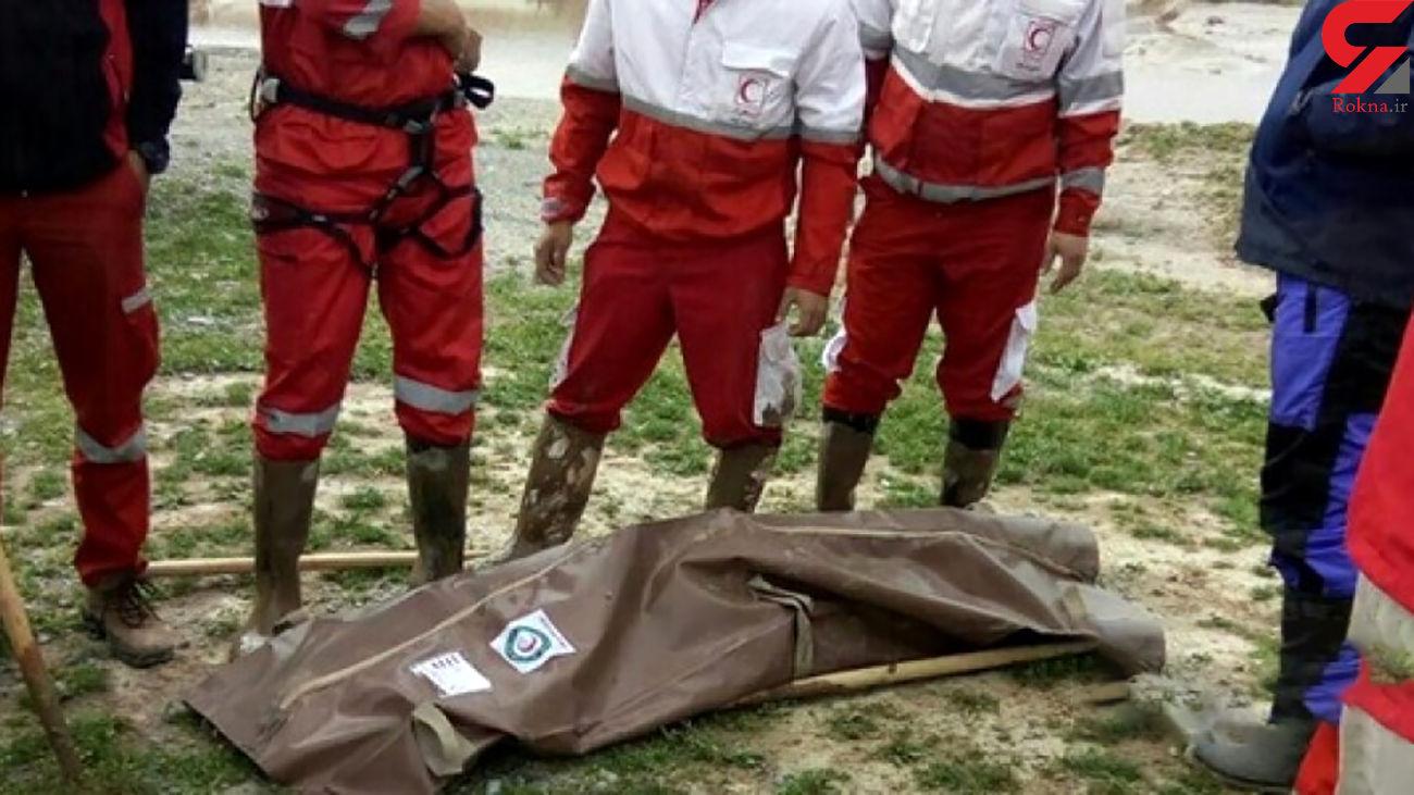 کشف جنازه ناشناس در الموت