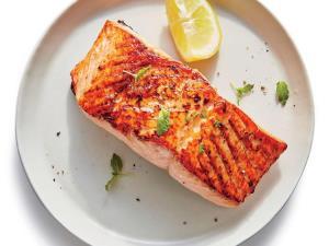 روش جدید برای پخت ماهی سالمون
