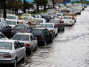 بارشها در استان کرمانشاه تا روز پنجشنبه ادامه دارد