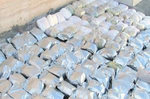 کشف ۶۰ کیلوگرم مواد مخدر با همکاری پلیس ایلام و لرستان