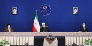 جلسه روحانی، رئیسی و قالیباف درباره بورس و پشتیبانی از تولید و ...