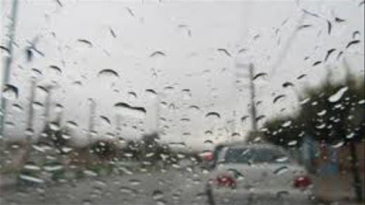 پیشبینی بارش باران در لرستان