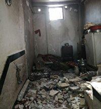 انفجار گاز در نلاس سردشت