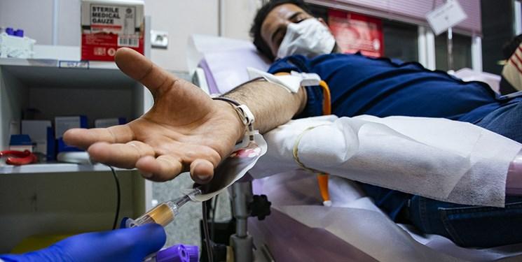 افزایش ۱۲ درصدی مصرف خون در کرمانشاه
