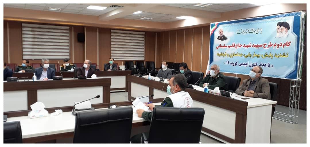 واکسیناسیون ۲۱۰۰ نفر از افراد بالای ۸۰ سال در استان اردبیل