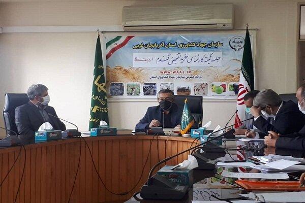 رئیس سازمان جهاد کشاورزی آذربایجانغربی: خروج گندم از استان ممنوع شود