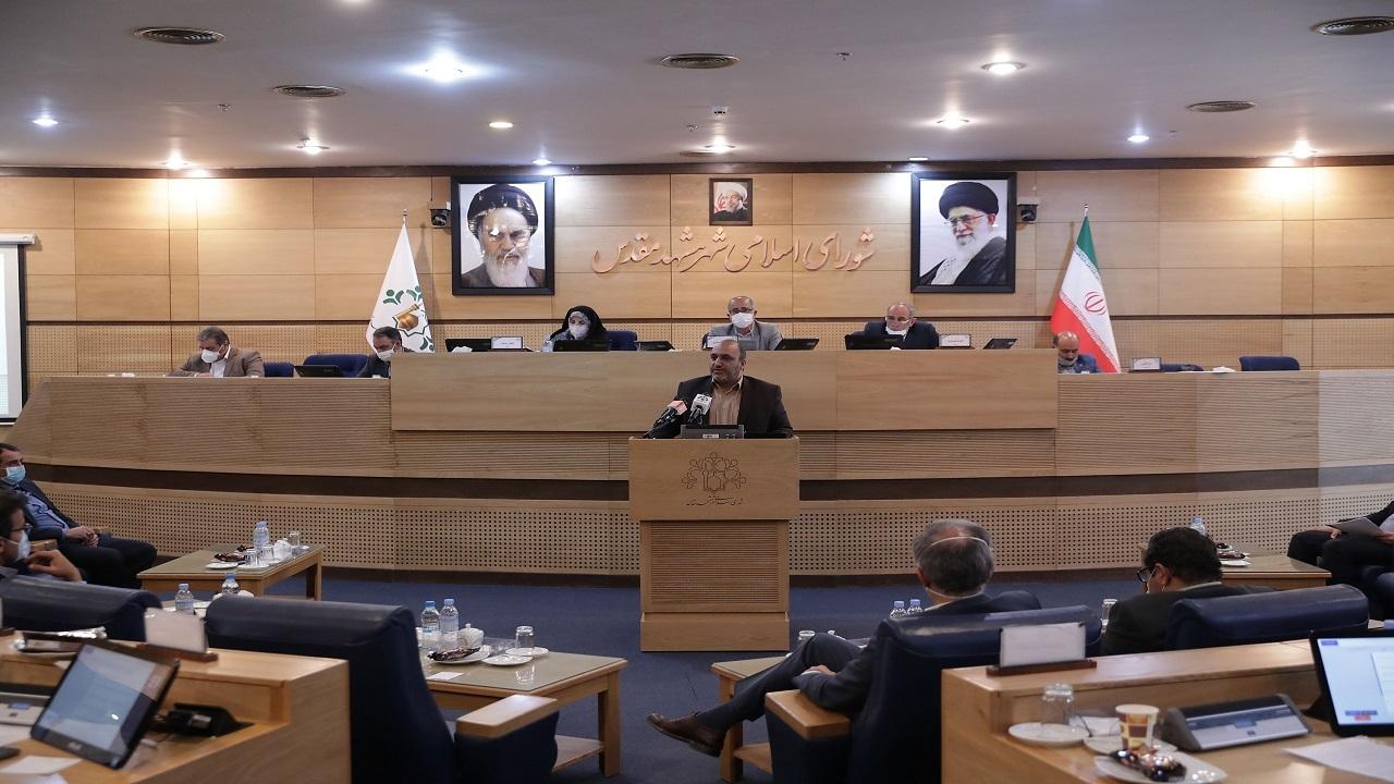 نحوه اتصال خط ریلی مشهد - گلبهار به خطوط قطار شهری مشهد تصویب شد