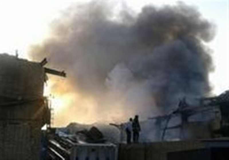 واکنش رئیس شورای شهر قم به آتشسوزی شهرک شکوهیه