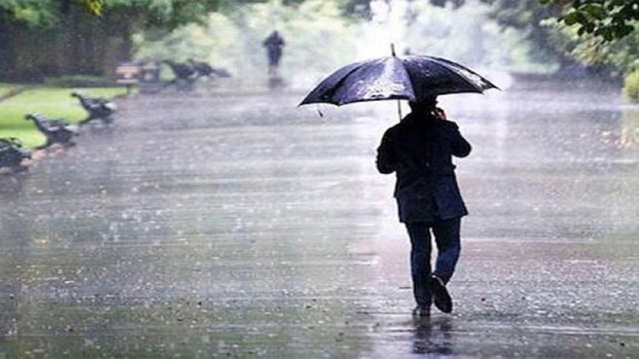 کاهش ۵۵ درصدی بارش باران در استان سمنان