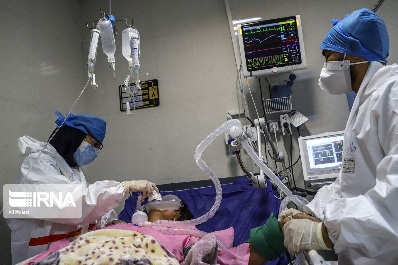 ۶ بیمار مبتلا به کرونا در منطقه کاشان جان باختند