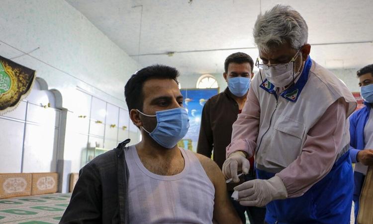 واکسیناسیون پاکبانان غیر ایرانی پایتخت آغاز شد