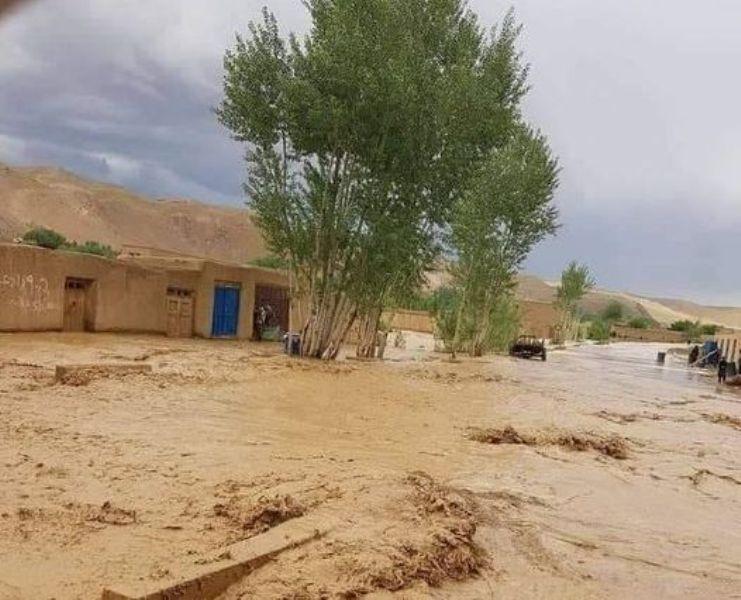 تلفات سیل در افغانستان به ۲۹ نفر افزایش یافت