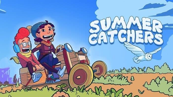 نقد و بررسی بازی Summer Catchers