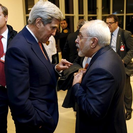 ادعایی درباره تلاش کری برای اخلال در مذاکره ترامپ با ایران