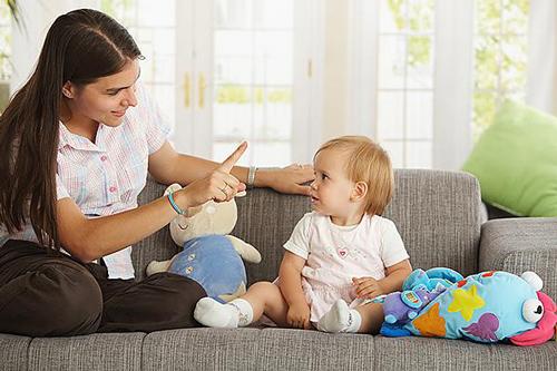 رفتارهای بد کودک قابل اصلاح است