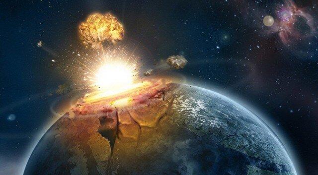 ماجرای برخورد یک سیارک به زمین چیست؟!