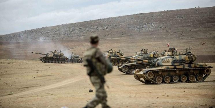 استقرار گسترده ارتش ترکیه برای اشغال مناطق مرزی عراق