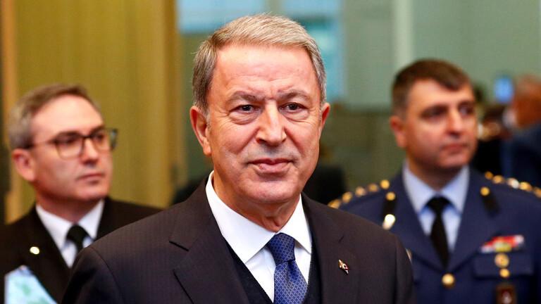 وزیر دفاع ترکیه: عملیات در عراق لازم بود