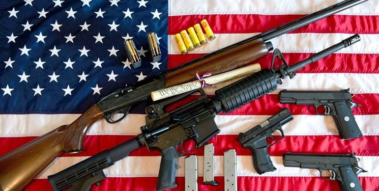 آمار وحشتناک خشونتهای مسلحانه در آمریکا