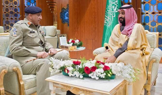 فرمانده ارتش پاکستان وارد عربستان شد