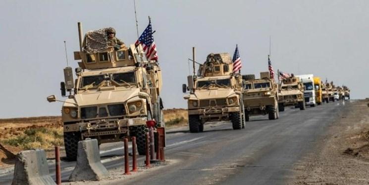 انفجار در محل تجمع کاروانهای نظامی آمریکا در گذرگاه مرزی کویت و عراق