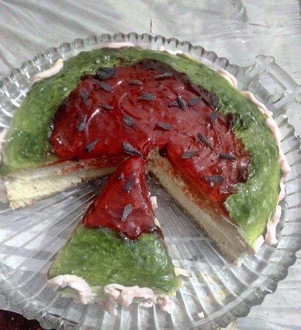 از شما/کیک درختی