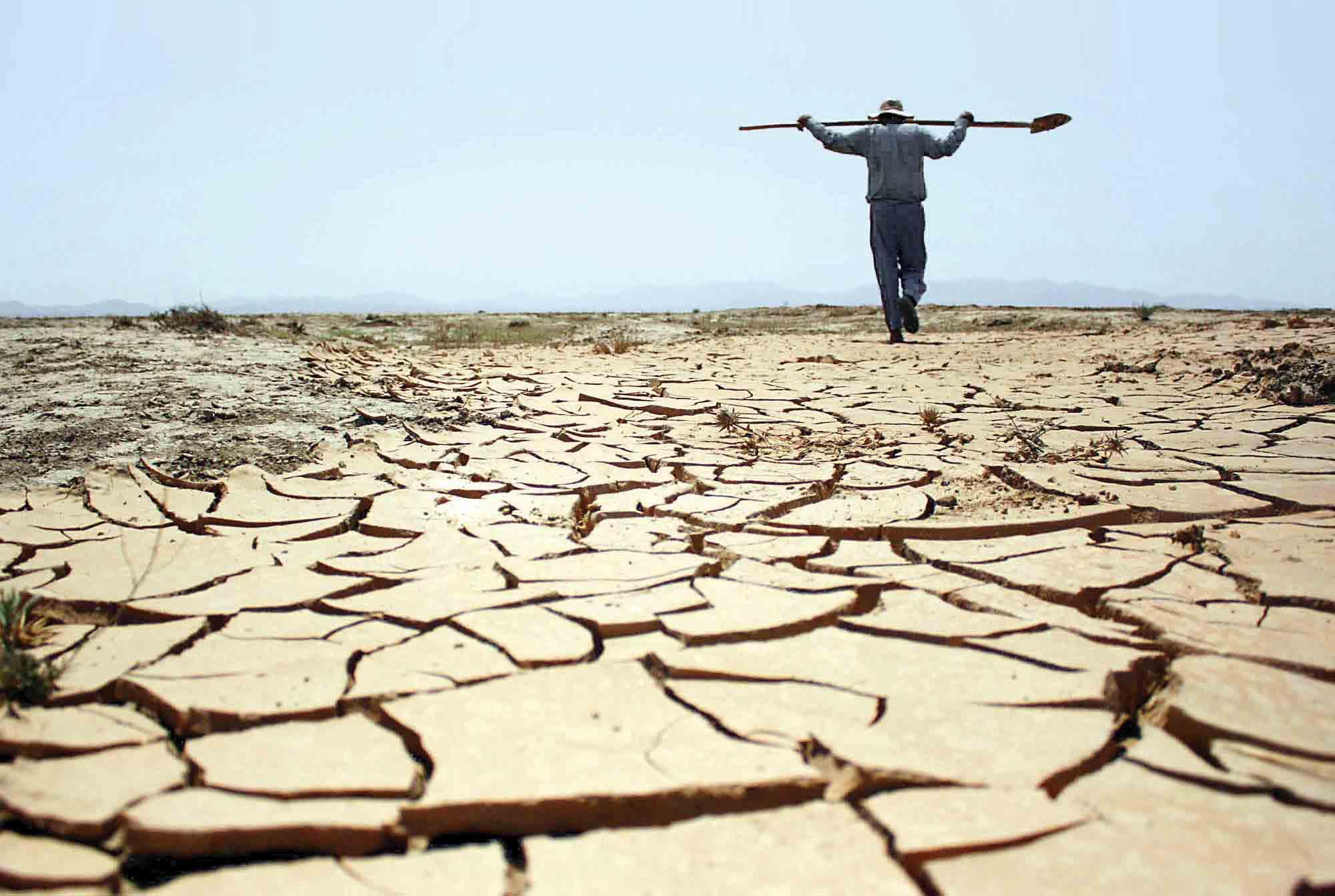 راه فرار از خشکسالی