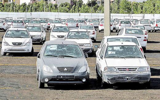 سیر نزولی قیمت خودرو در 14 روز گذشته