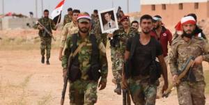 ۴۰۰ نفر از عشایر سوریه برای مبارزه با داعش مسلح شدند
