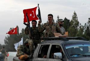 تروریستها به نیروهای نیابتی دائمی ترکیه تبدیل شده اند