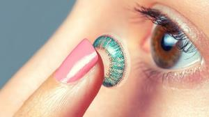 لنز هوشمندی که علائم حیاتی بدن را اندازه میگیرد!