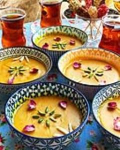 افطاری بپزیم؛ کاچی مقوی از دسرهای محبوب رمضان