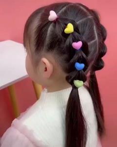 مدل موی جذاب برای دختر بچه ها