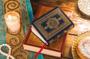 صوت/ ترتیل «جزء بیست و دوم قرآن» با صدای استاد «سعد الغامدی»