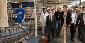 بشار اسد: کار و تولید در شرایط جنگ دفاع از میهن است