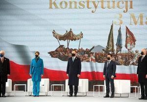 حمایت لهستان و لیتوانی از تلاش اوکراین برای عضویت در ناتو