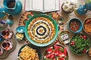 خوشمزه ترین غذاهای افطار در شهرهای ایران