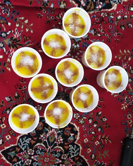 از شما/شعله زرد برای نذری روز ۲۱ رمضان