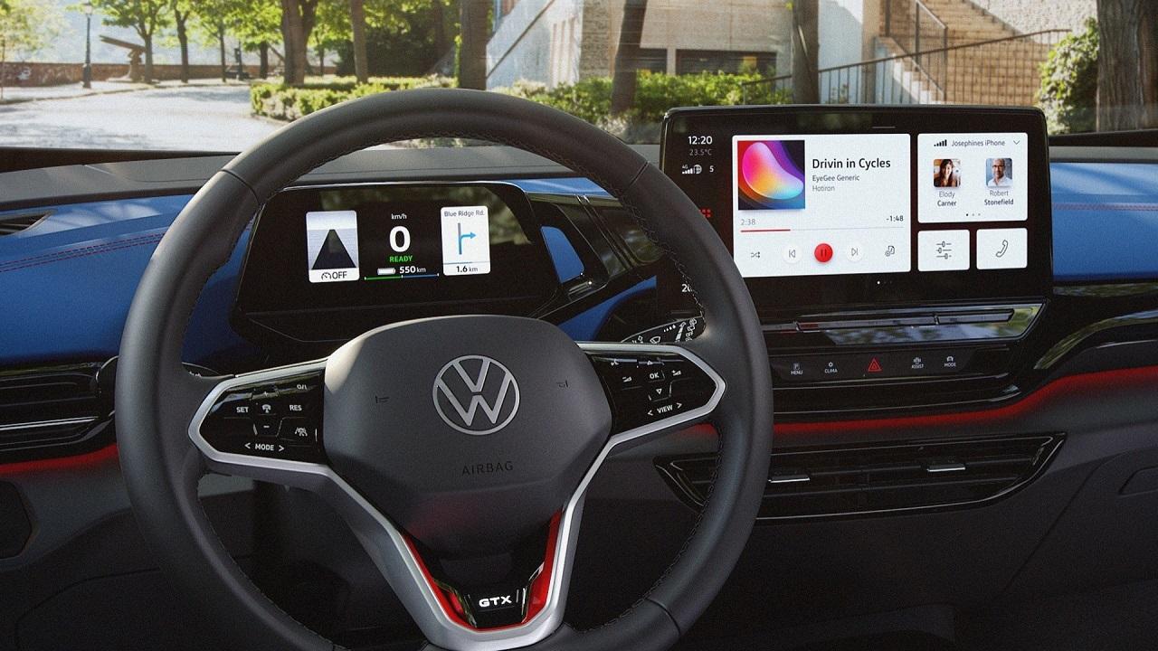 فولکس واگن در راه تولید تراشه برای خودروهای خودران