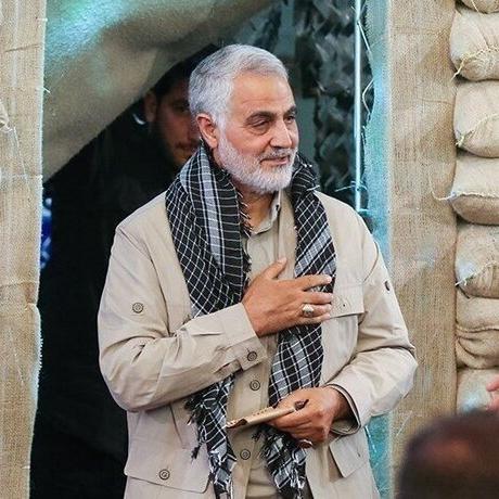 پخش تصاویری از عملیات های سردار سلیمانی