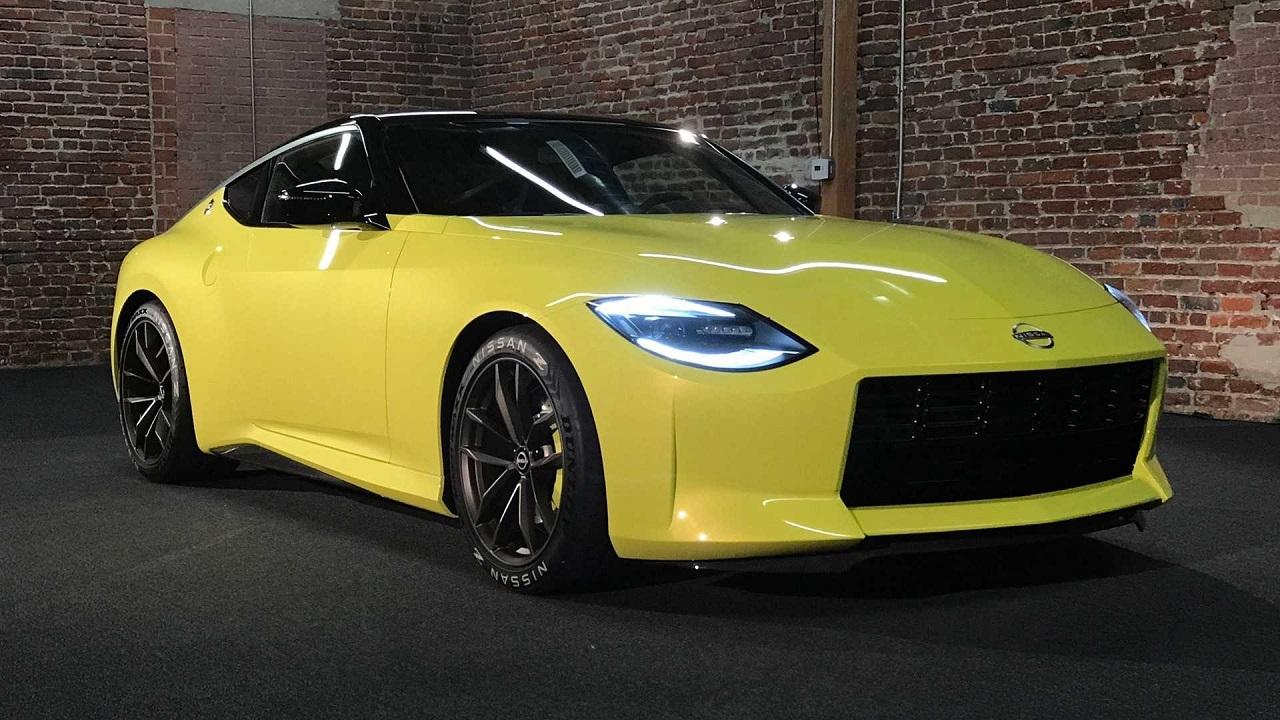 خودروی جدید Nissan Z Proto راهی خیابان ها شد