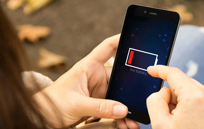 بالا رفتن عمر باتری گوشی های هوشمند با کشف تازهای از علم