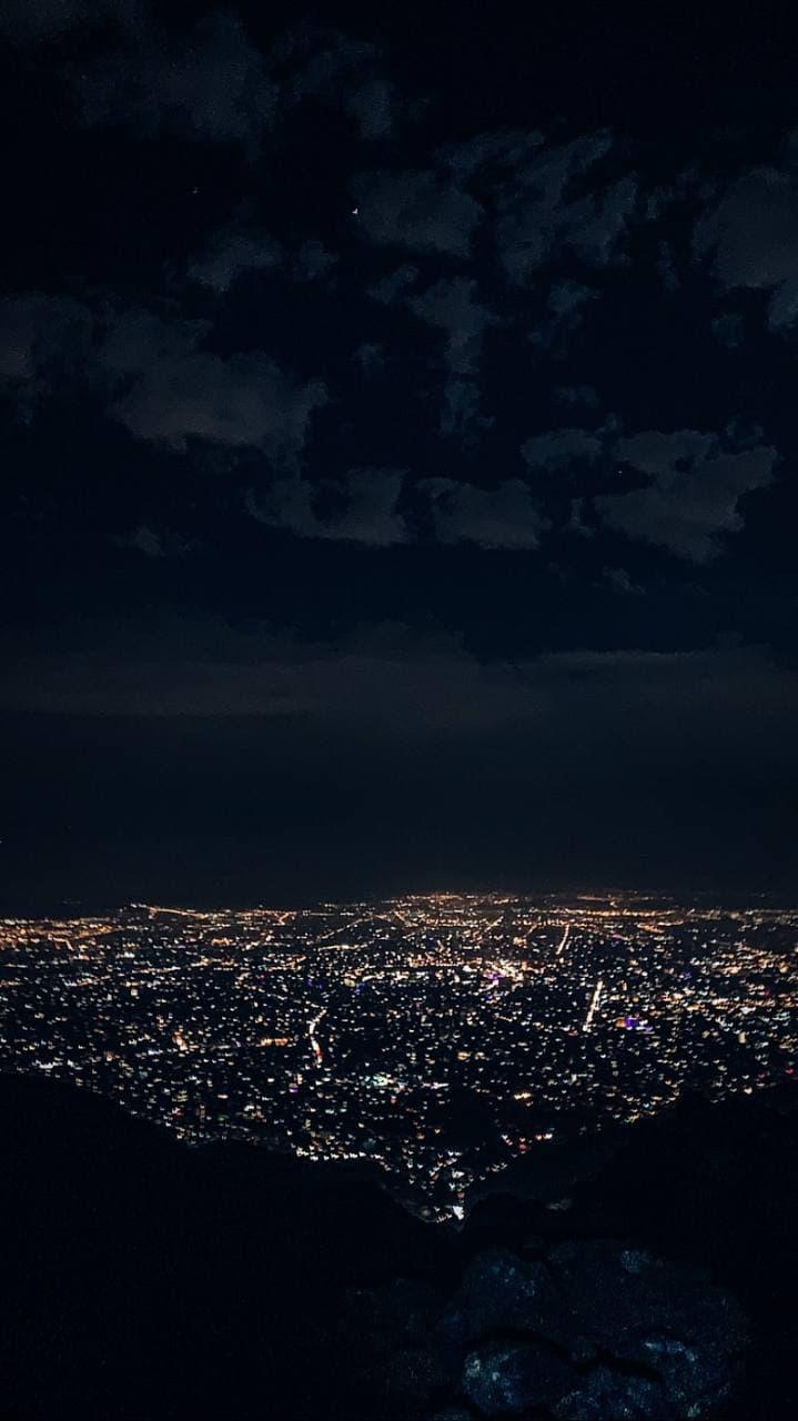 تصویری رویایی از تهران از زاویهای که تاکنون ندیدهاید
