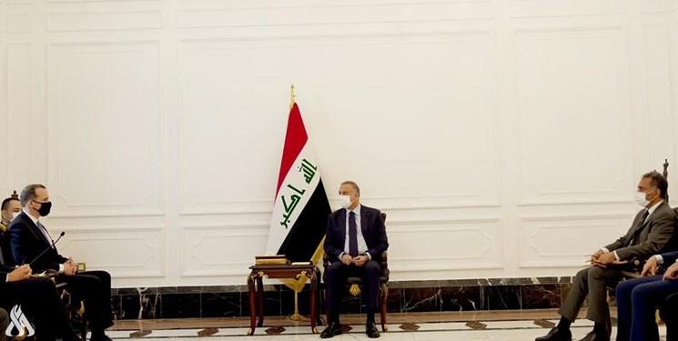 رایزنی نخستوزیر عراق با هیأت بلندپایه آمریکایی درباره خروج نیروهای نظامی