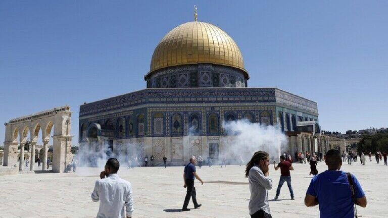 حماس خواستار مقابله با یورش صهیونیستها به مسجد الاقصی شد