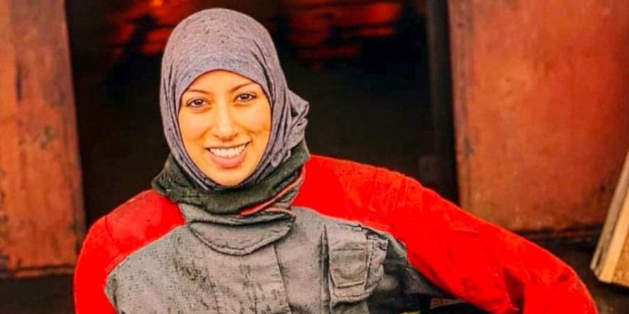 انگلیس صاحب اولین آتش نشان زن مسلمان خود شد